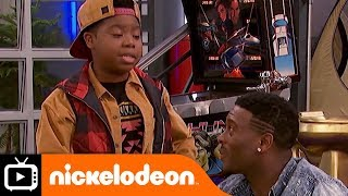 Game Shakers | Fish Trick | Nickelodeon UK