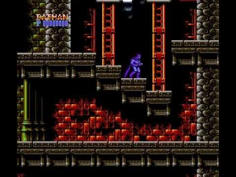 Misc Computer Games - Batman - Stage 4 Laboratory Ruins
