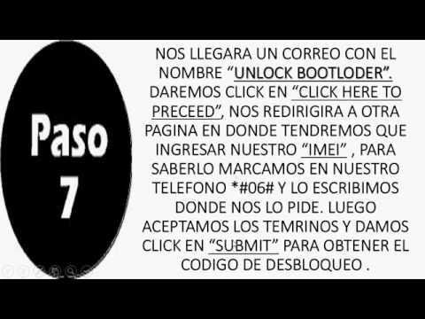 COMO DESBLOQUEAR EL  BOOTLOADER DEL XPERIA E5 F3313-F3311