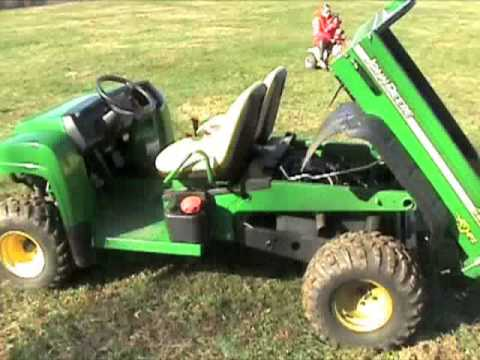 TURBOCHARGED JOHN DEERE DIESEL GATOR HPX Video