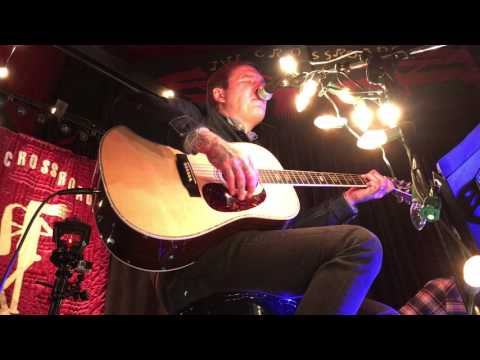 Brian Fallon 18. I Believe Jesus Brought Us Together - Crossroads - Garwood, NJ 12/02/15 Night 1