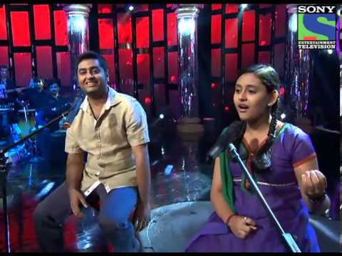 Indian Idol Junior 2013 - Debanjana & Arijit Singh with Tum...