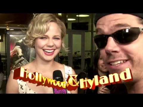 Silent Hill Revelation 3D - What's Scarier With Adelaide Clemens, Kit Harington & More