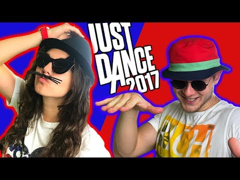 ТАНЦЫ СУМОИСТОВ - Just Dance 2017
