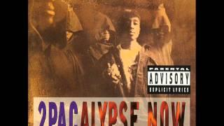 Watch Tupac Shakur Something Wicked video