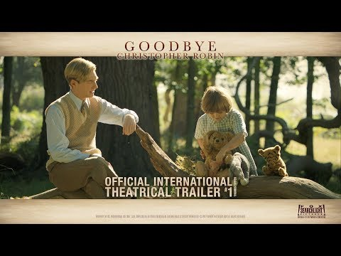 Goodbye Christopher Robin [Official Theatrical Trailer #1 | ThumbStopper Edition In HD (1080p)]