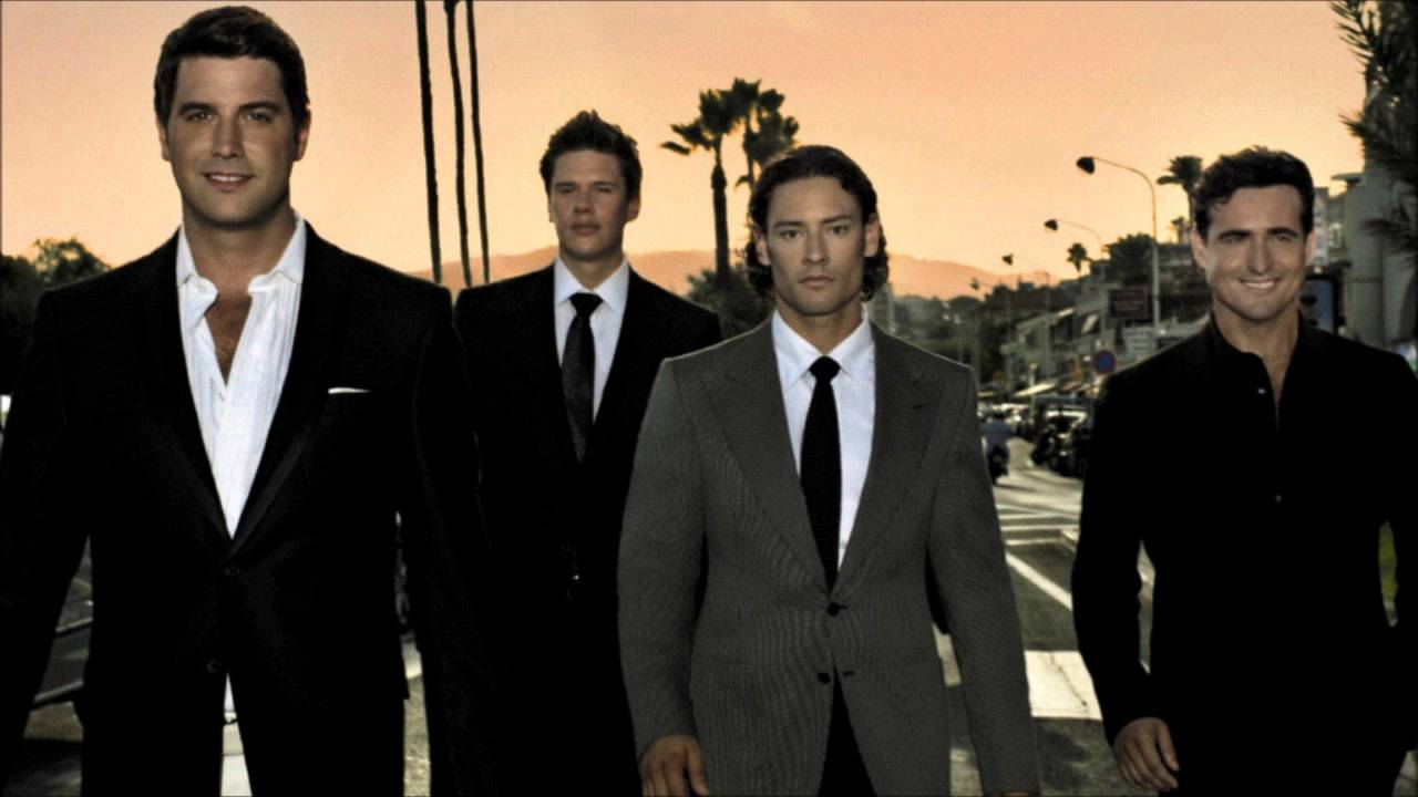 Tell that to my heart amor venme a buscar il divo siempre 09 11 cd rip youtube - Album il divo ...