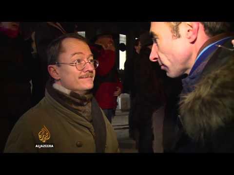 German Anti-islam Rally Hits Record Numbers video