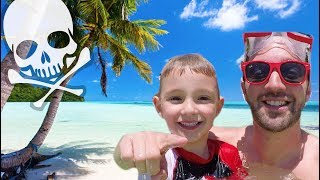 FATHER SON ADVENTURE TIME! / Dead Beach!