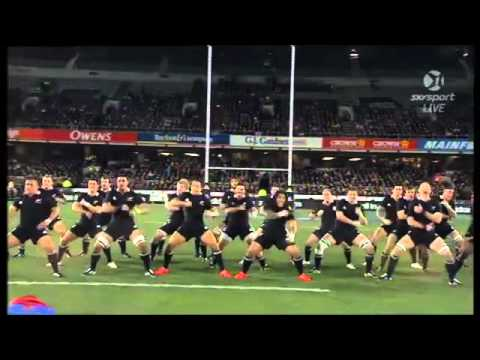 All Blacks vs Wallabies TriNations edited Highlights 2011.