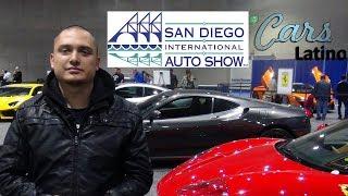 Fui al AUTOSHOW de San Diego!! *CarsLatino*