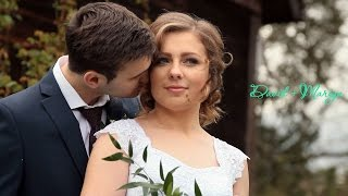 Mariya and David.  Wedding trailer. Sulamita Church