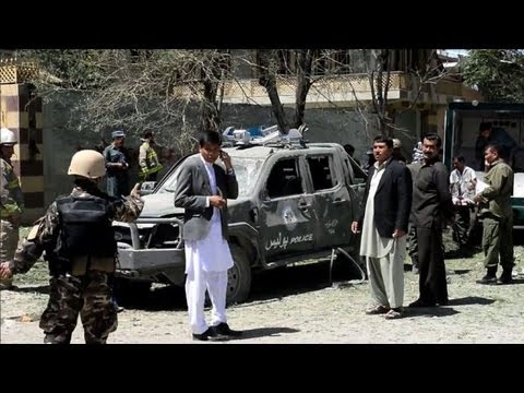 Civilians killed, dozen wounded in Kabul attack