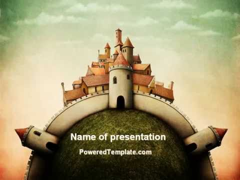 Fairy Tale Powerpoint Template Images Template Design Ideas