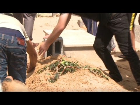 U.N.: One child killed every hour in Gaza klip izle