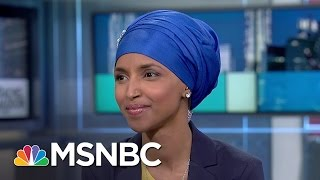 Somali-American Makes History With Election To State Legislature | Rachel Maddow | MSNBC
