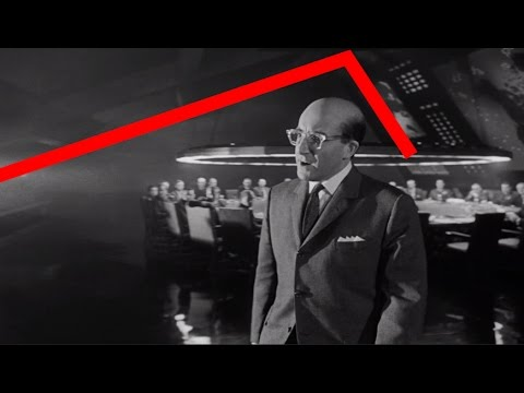Stanley Kubrick's 7th - DR. STRANGELOVE ANALYSIS - Or: What The WAR ROOM And KUBRICK Have In Common