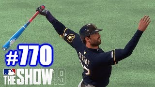EPIC FIRST HOMER WITH NEW TEAM! | MLB The Show 19 | Road to the Show #770