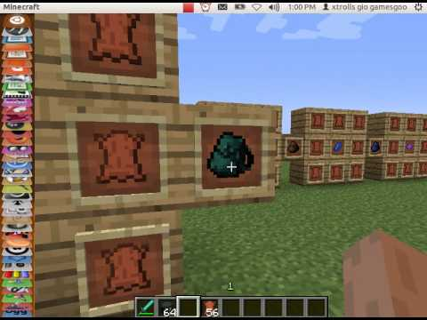 review mod backpack para minecraft 1.5.2