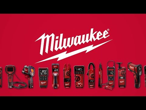 Milwaukee® Meters and Instruments