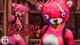 Scariest Fortnite Creepypastas - Red Team Leader