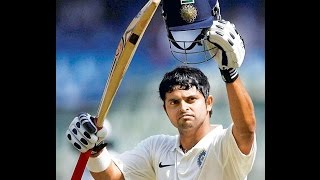 Suresh Raina recent Test Century | Full Highlights