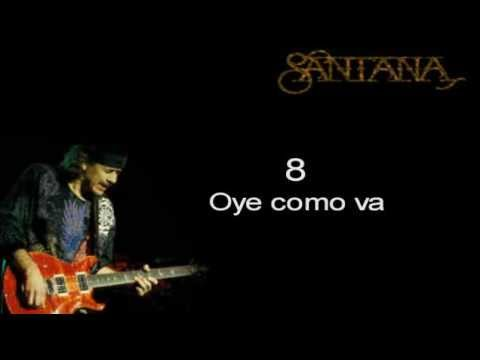 Top 10 Carlos Santana Songs