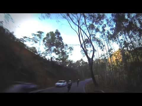 Vale do canaa - Raw run - Fernando Rubim - RDH Skate Downhill Speed