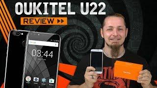 OUKITEL U22 📱 Dual-Frontkamera + Low Budget? [Review, Technik, German, Deutsch]