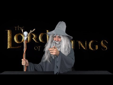 Lord Of The Rings: Fellowship Of The Ring in 8 minutes