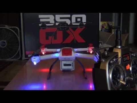 Blade 350QX Smart Mode Tutorial