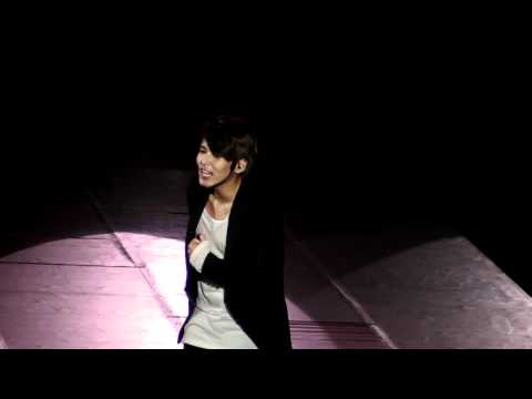 KRY in Taiwan  『insomnia』 Ryeowook and Sungmin focus 【Fancam】