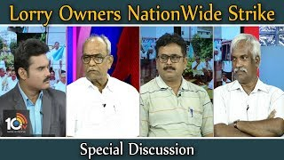 Special Discussion On Lorry Owners NationWide Strike | Lorry Owners Problems | #ModiGovt