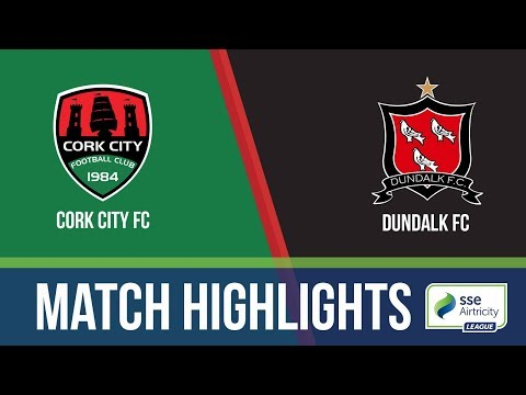 GW35: Cork City 1-0 Dundalk