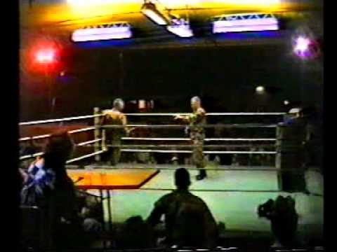 Military Unarmed Combat Demonstration Rockhampton 1994 - 2 Image 1
