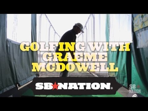 Urban Golfing with Graeme McDowell, US Open Champion