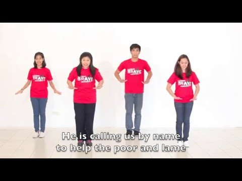 We Are All God's Children ACTION VIDEO