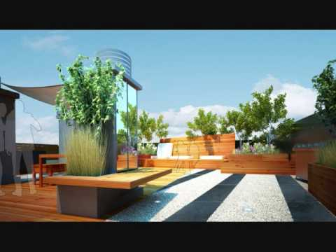 toit terrasse 16eme youtube. Black Bedroom Furniture Sets. Home Design Ideas