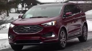 2019 Ford Edge | Can it Hold Off the Santa Fe? | TestDriveNow