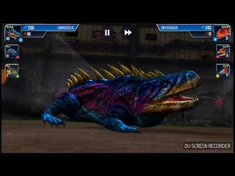 Jurassic world the game #6 (episòdio dos desafio s ganhos)