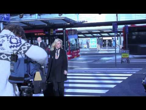 Bobbi Eden Schiphol Airport, Amsterdam Video