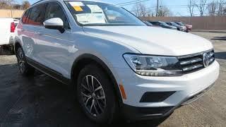2019 Volkswagen Tiguan Baltimore MD Parkville, MD #O9067873