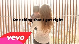 Download Shakira - The One Thing (Lyrics) 3Gp Mp4