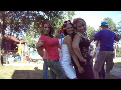 Ukraine Independence Day - Texas Style
