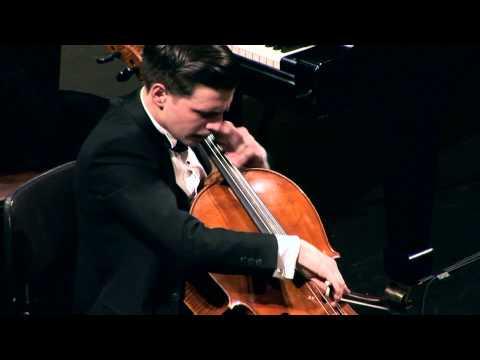 Felix Mendelssohn Bartholdy, Lied ohne Worte. Op. 109 en Re Mayor. Gabriel Ureña y Silvia Carrera
