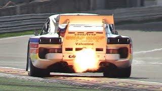 Porsche 935 K3 Gr. 5 Monster - Spitting Flames, Sounds & Turbo Whistle