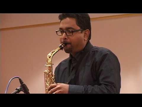 Musafir Hoon Yaaron on Alto Saxophone