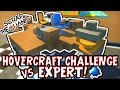 download Scrap Mechanic EXPERTS - HOVERCRAFT CHALLENGE! VS rEtRo_sPexX - [#2] | Gameplay