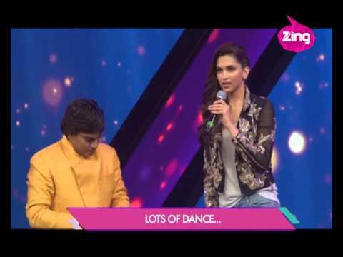 Deepika Padukone and Arjun Kapoor rock with Yo Yo Honey Singh