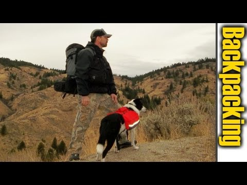 """Dog Tired"" Backpacking Trip - Part 1"